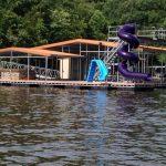 Dock w Slides and upper deck