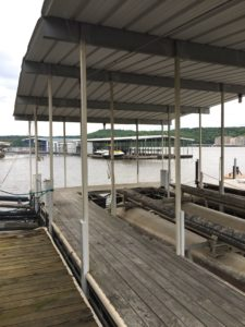 Used Docks - ROUGH WATER DOCK | LAKE OF THE OZARKS