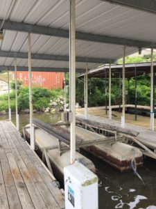 Used Docks - ROUGH WATER DOCK | LAKE OF THE OZARKS